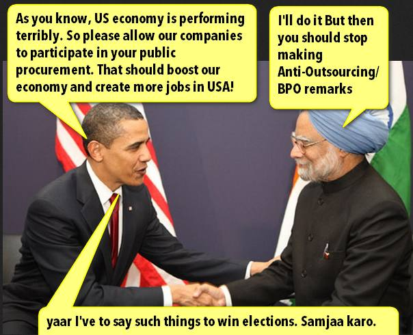 Foreign Policy of Manmohan Singh