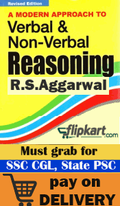 RS Aggarwal reasoning