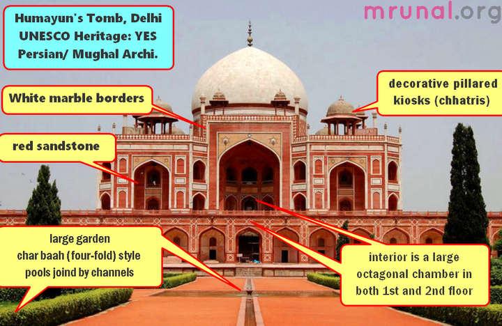 Culture Humayun's tomb Delhi