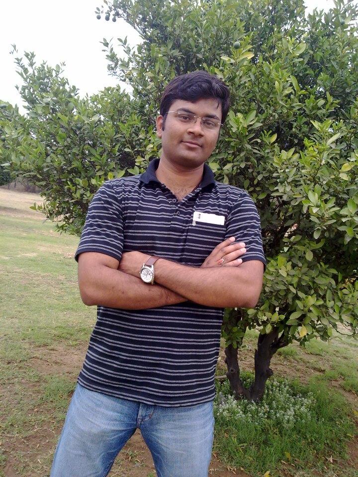 CAPF 2013 Abhishek Rai