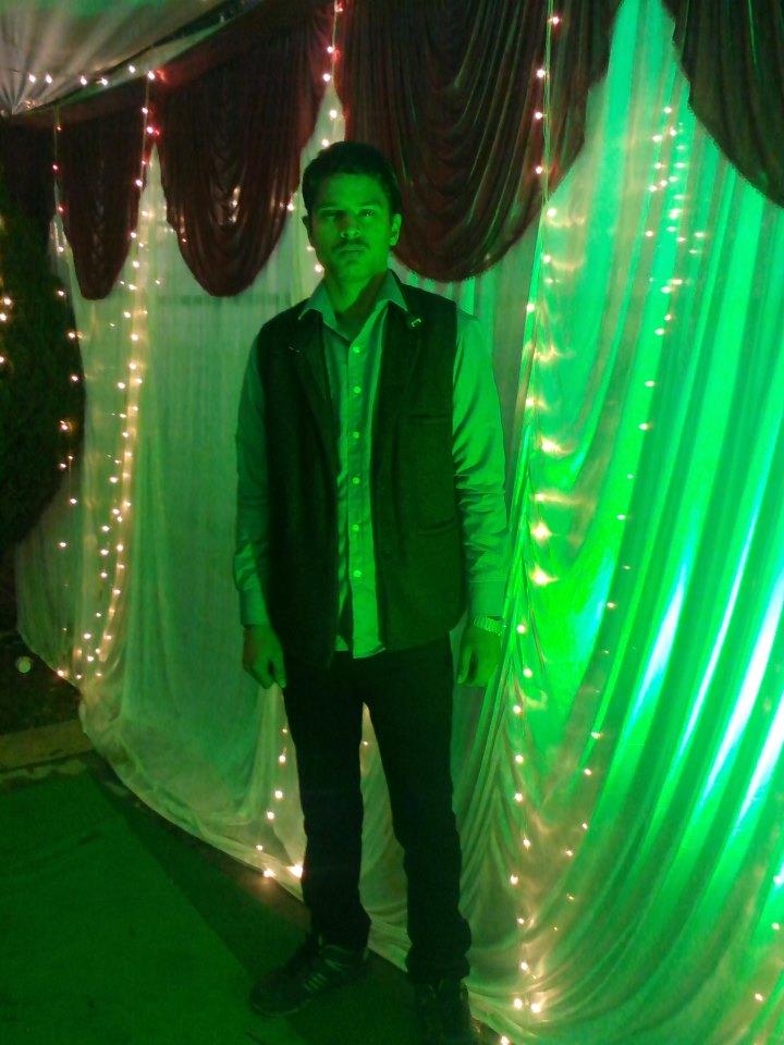 CAPF 2013 Ashutosh Tiwari