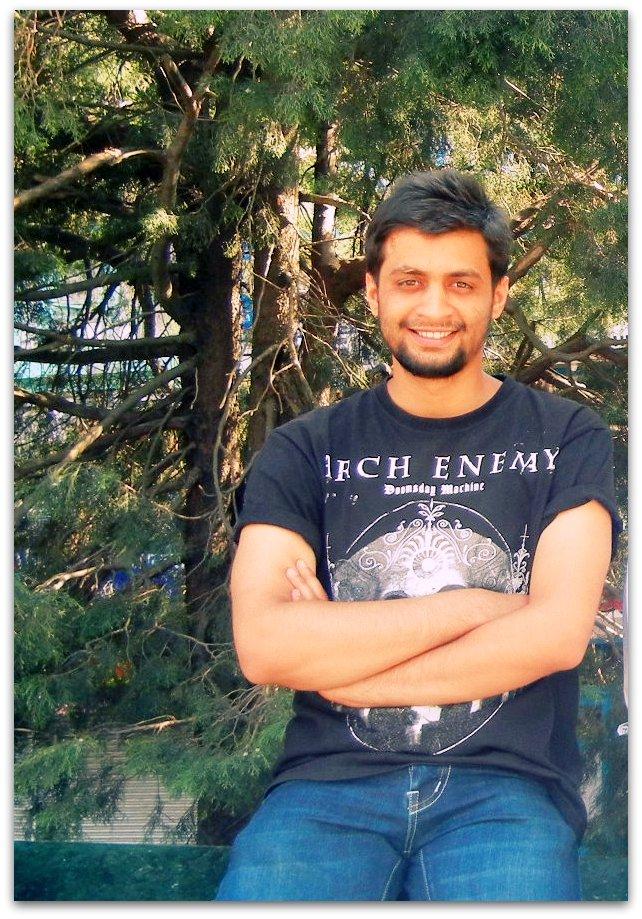 CAPF 2013 Hemant Sharma