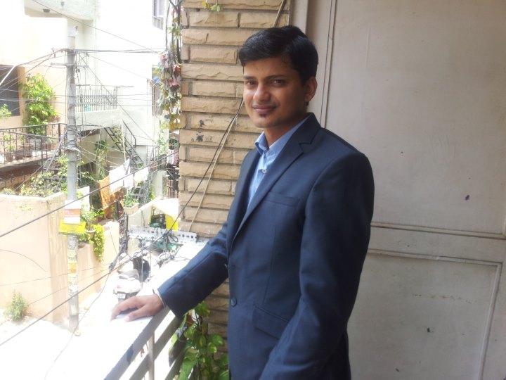 CAPF 2013 Santosh Patil