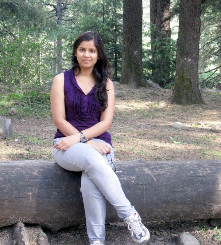 CAPF 2013 Tanu Shree