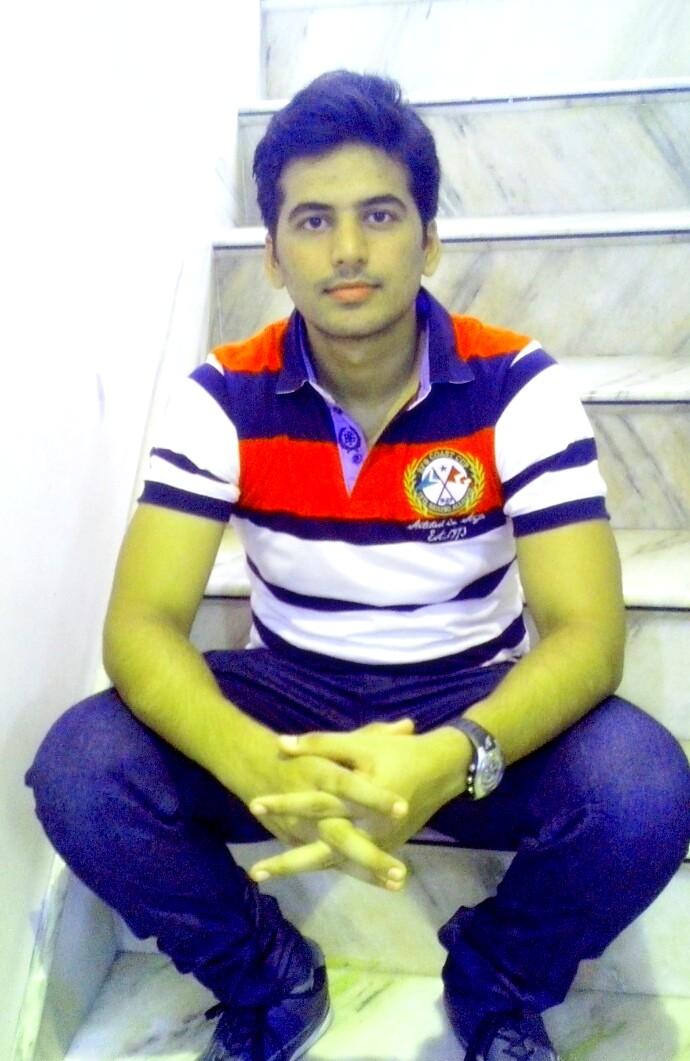 CAPF 2013 Vaibhav Prajapati