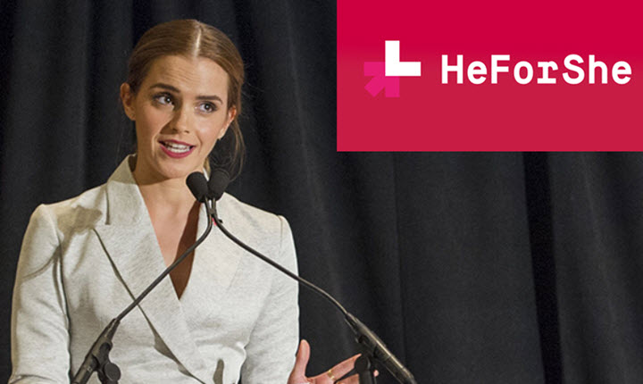 Women Rights] Essay Fodder: Emma Watson on Gender equality, Views of ...
