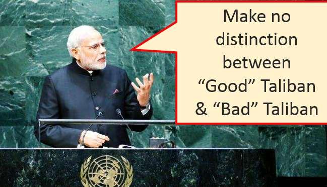 Modi UNGA speech