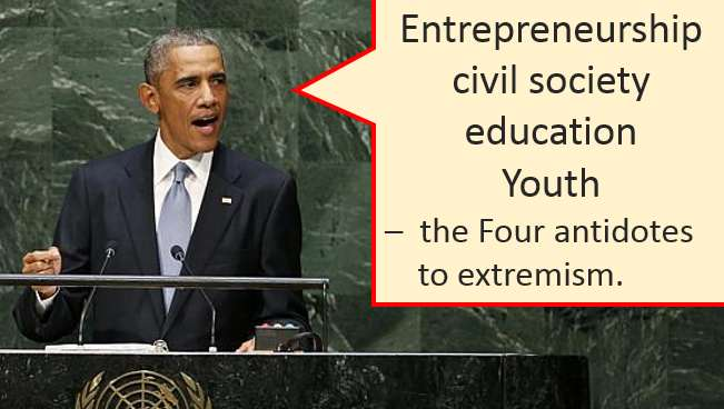 Obama UNGA Speech