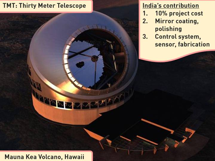 Thirty Meter Telescope TMT