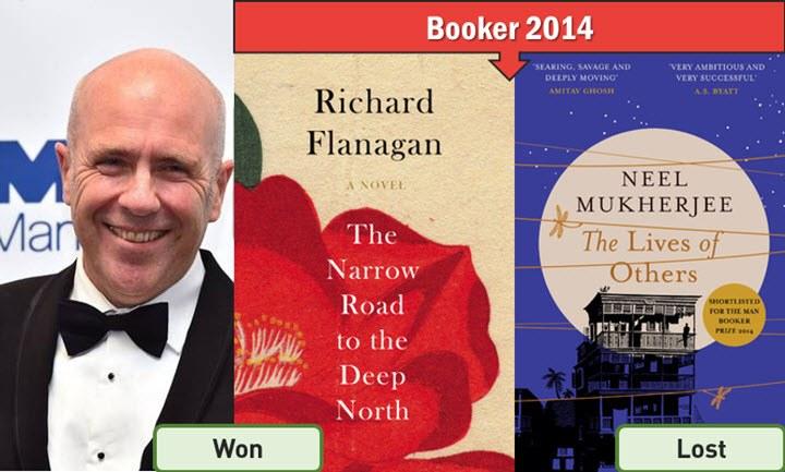 Booker prize 2014