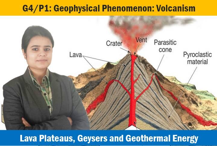 Geophysical phenomenon Volcanos