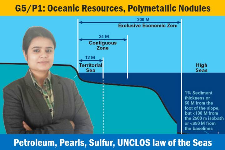 Ocean Resources Polymetallic nodules