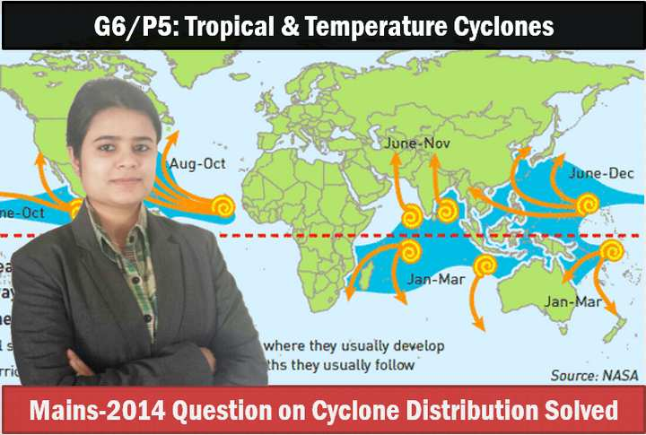 Geography Climatology Tropical Cyclones