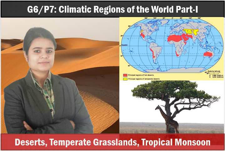 Geography Climatic regions