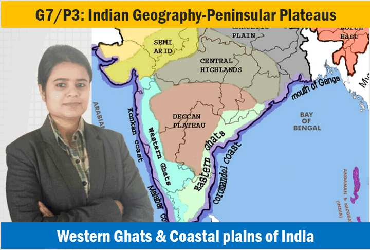 Western Ghat & Peninsular Plateus