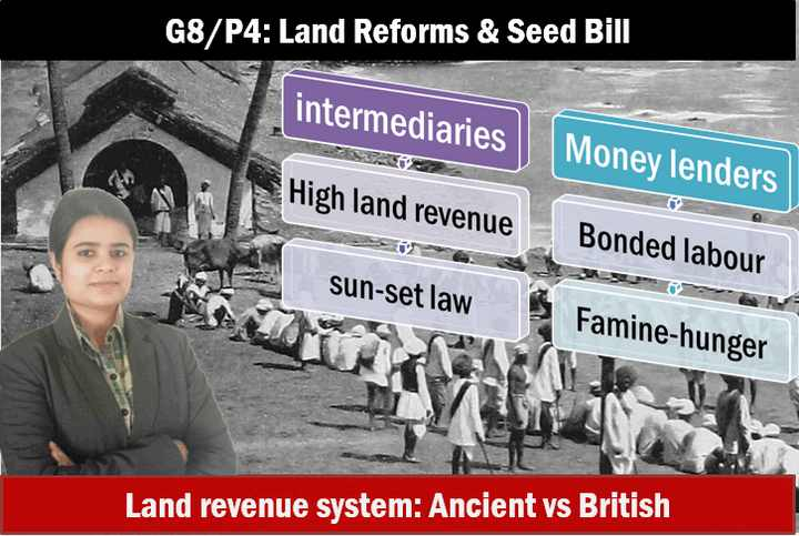 agriculture land reforms