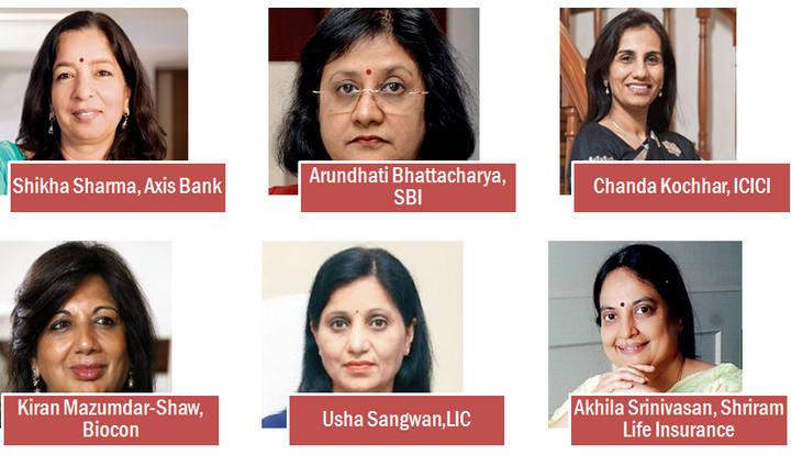 Business GK Asian powerful women Forbes