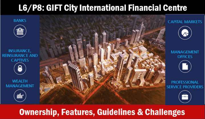 gift city International financial service Centre IFSC