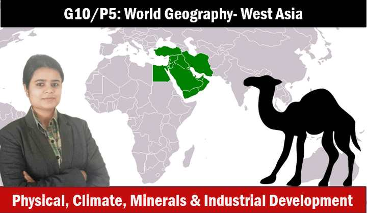 World Geography West Asia