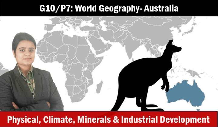 World Geography Australia