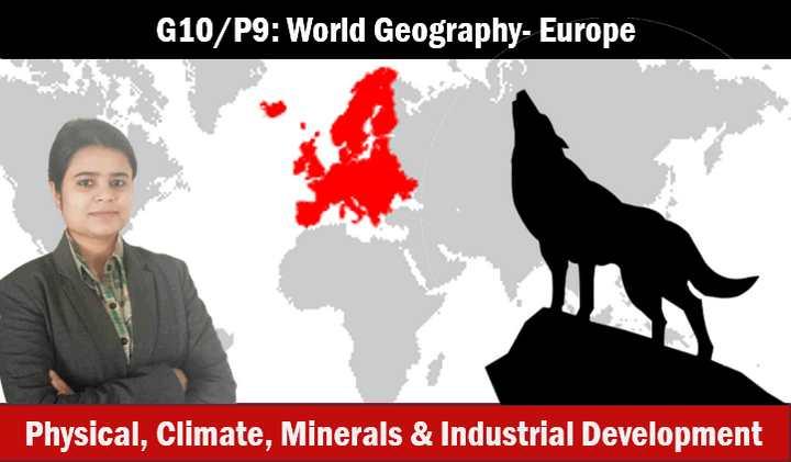 World Geography Europe