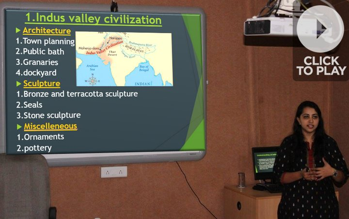 AC1/P1: Sculptures, Seals, Town planning: Indus Valley Civilization