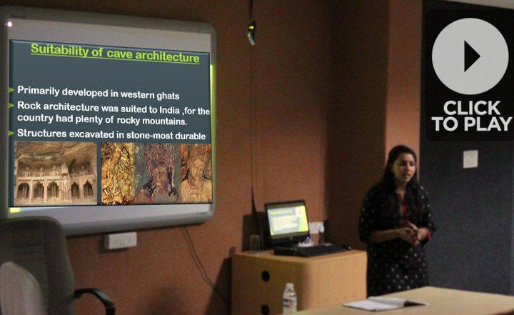 AC1/P3: Cave architecture- Gupta Age, Ajanta-Ellora