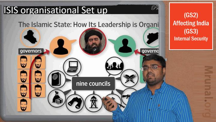 ISIS Islamic State explained by Pratik Nayak