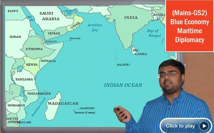 IR1-P3-Blue-Economy Maritime Diplomacy
