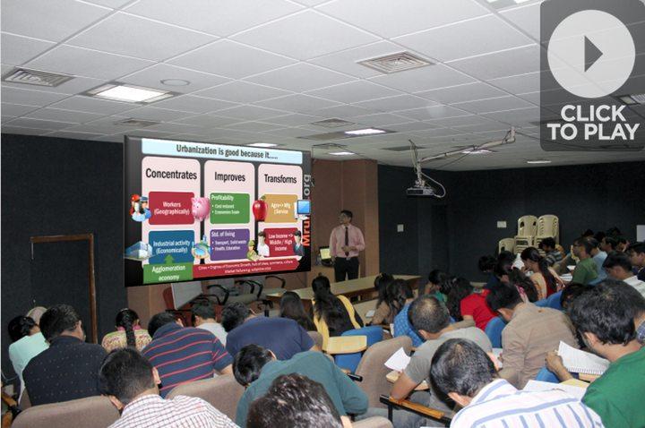 Urbanization, Problems & Remedies for UPSC Mains