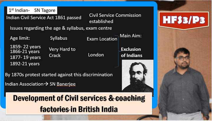 Indian Civil serviecs in British India