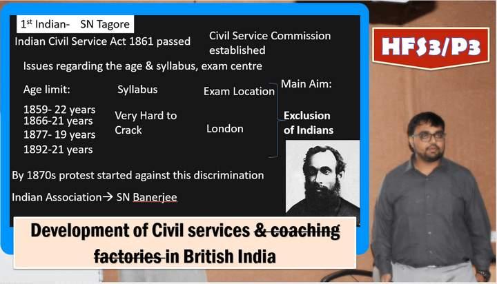 Indian Civil serviecs in British India