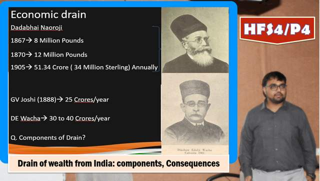 HFS4-P4-British-Economy drain of wealth in british India dadabhai naoroji