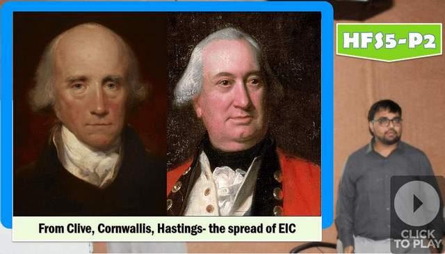 HFS5-P2-Gov-Gen Lord Cornwallis