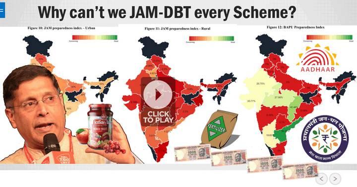 JAM-DBT