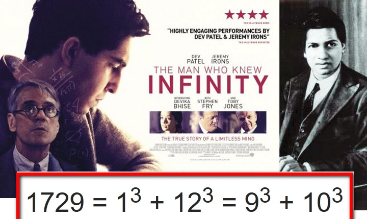 Man Who knew infinity Ramanujan