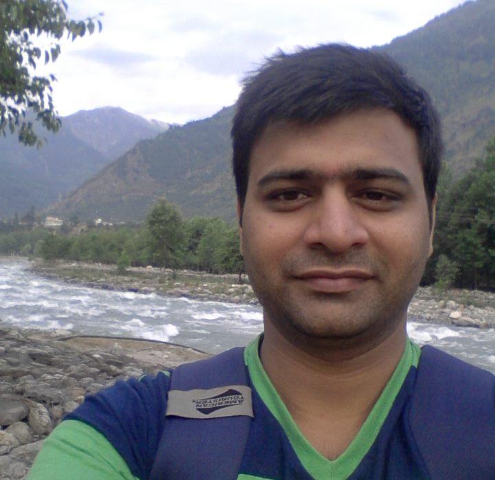 UPSC Topper Abhinav Agnihotri