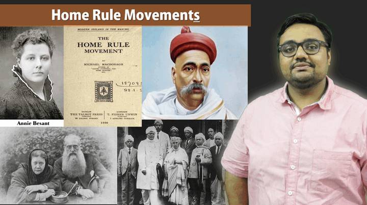 HFS8/P3: Home rule movement 1916 to Govt. of India Act 1919
