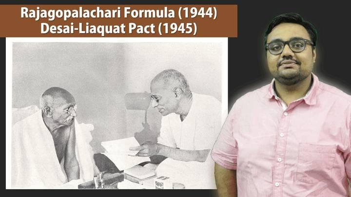 Rajagopolachari Formula