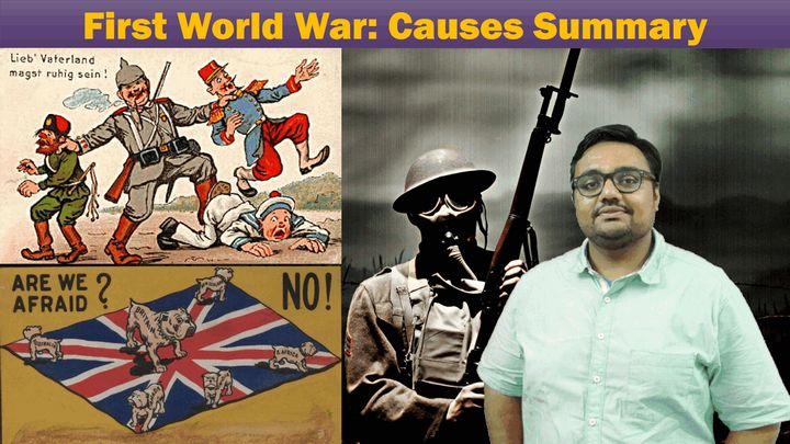 world war 1 cause
