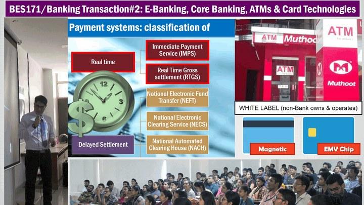 NEFT RTGS ECS NACH E-Banking