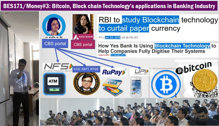 Bitcoin Simplified, Blockchain technology how useful in Banking transactions