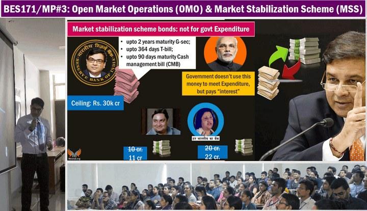 Market Stabilization Scheme MSS