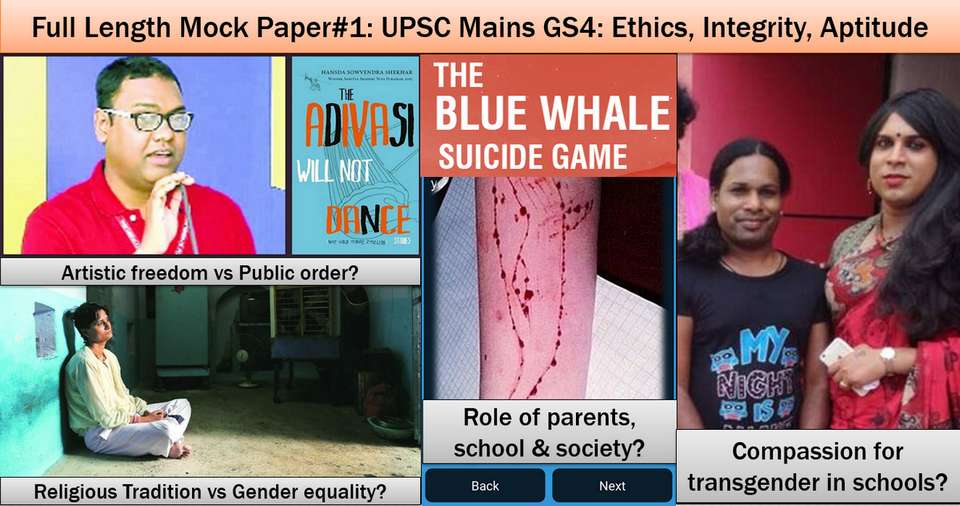 Blue Whale Game & Role of Family