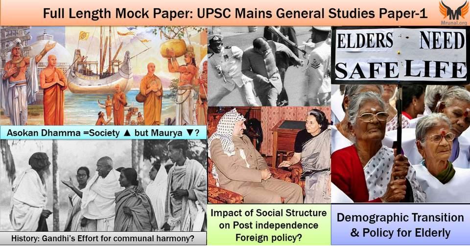 Full Length Mock Paper for GS1