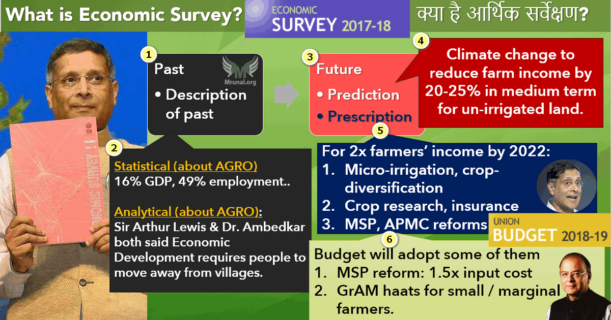 What is Economic Survey?