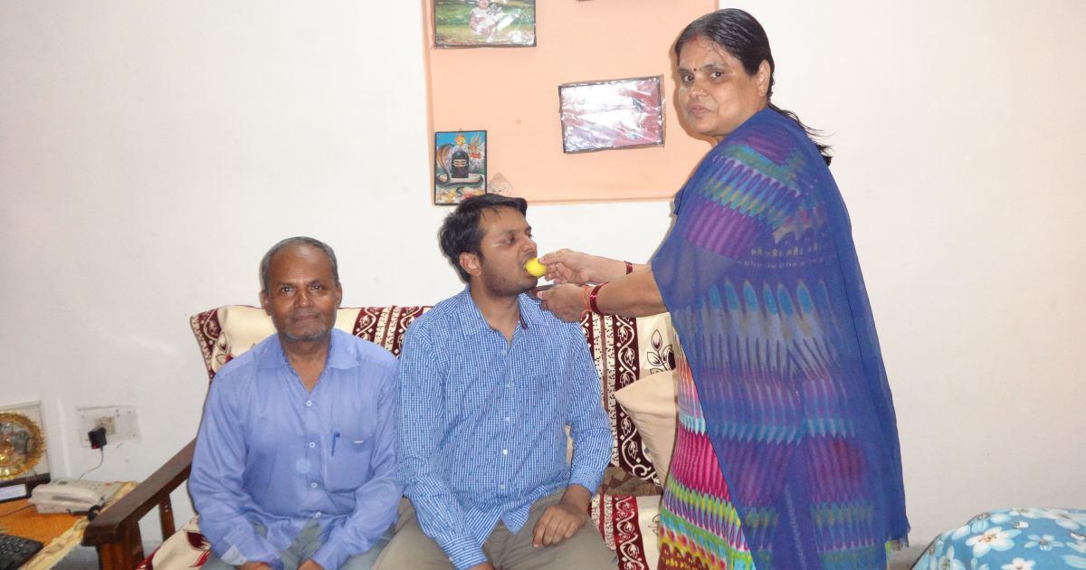 IAS Topper Rishi Raj