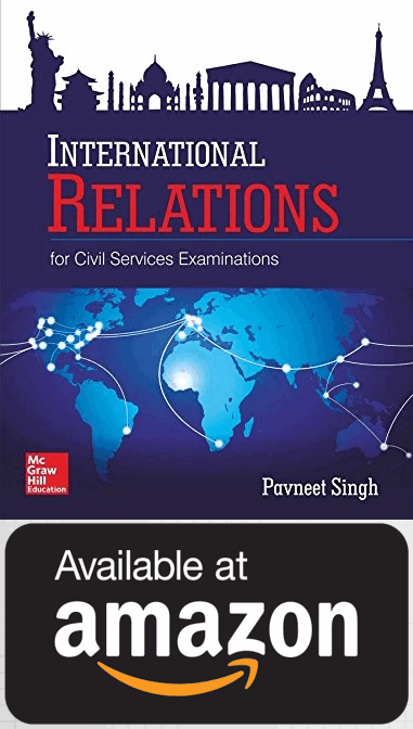 Book on International Relation Pavneet Singh