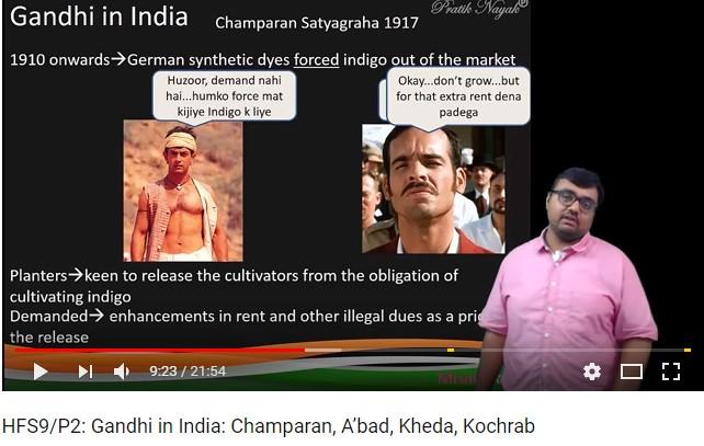 UPSC Prelim-2018 History answerkey Champaran