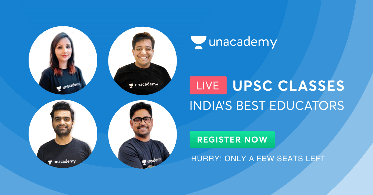 unacademy plus live IAS coaching